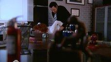 Интимная сцена с Татьяной Лянник в офисе