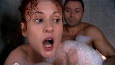 Секс с Татьяной Лянник в ванной