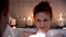 8. Секс с Татьяной Лянник в ванной – Проснемся вместе?