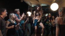 Эротический танец Кейт Маберли