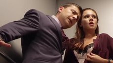 Интимная сцена с Галиной Безрук в лифте