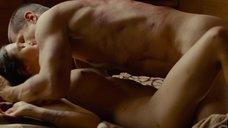 Интимная сцена с Элизабет Олсен