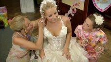 2. Открытое декольте Дарьи Сагаловой – Идеальный брак