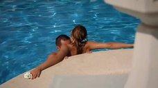 4. Интимная сцена с Еленой Олькиной в бассейне – Второй шанс