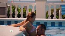 9. Интимная сцена с Еленой Олькиной в бассейне – Второй шанс
