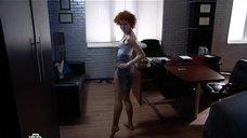 Татьяна Лянник эротично танцует