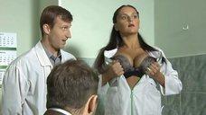 Мария Шумакова трясет грудью