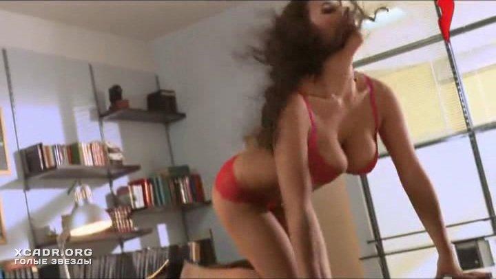 Сексуальная Мария Шумакова В Красном Белье – Счастливый Конец (2012)