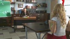 28. Ирина Темичева засветила трусики перед преподавателем – Счастливый конец
