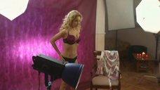 2. Ирина Темичева позирует в белье перед фотографом – Счастливый конец