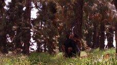 2. Секс со связанной Мэгги Джилленхол в лесу – Секретарша