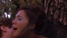 4. Секс со связанной Мэгги Джилленхол в лесу – Секретарша