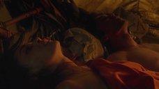 17. Секс с Линдси Морган в палатке – Сотня