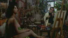 1. Пышногрудая женщина позирует перед художником – Паоло горячий