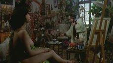 3. Пышногрудая женщина позирует перед художником – Паоло горячий