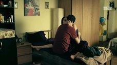 1. Интимная сцена с Настасьей Самбурской – Универ. Новая общага