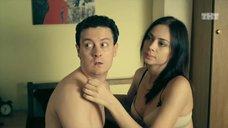 Интимная сцена с Настасьей Самбурской