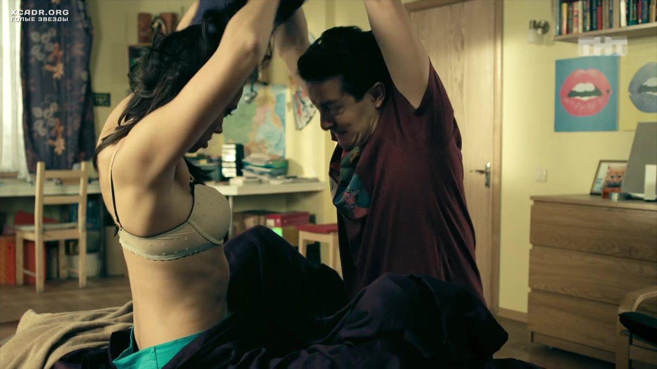 Секс видео с настасьей самбурской