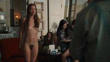 Абсолютно голая Оливия Уайлд