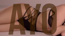 4. Голый сосок Инны в клипе «Good Time»
