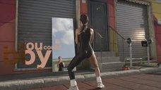 11. Секси Инна в клипе «J'Adore»