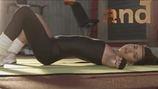 9. Секси Инна в клипе «J'Adore»
