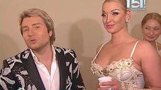 3. Бюст Анастасии Волочковой