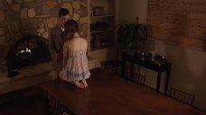 2. Обнаженная Анастасия Зорин привязана к столу – Подчинение
