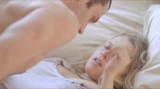 Любовная сцена с Терезой Палмер