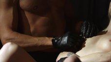 4. Секс со связанной Карлой Куш – Подчинение