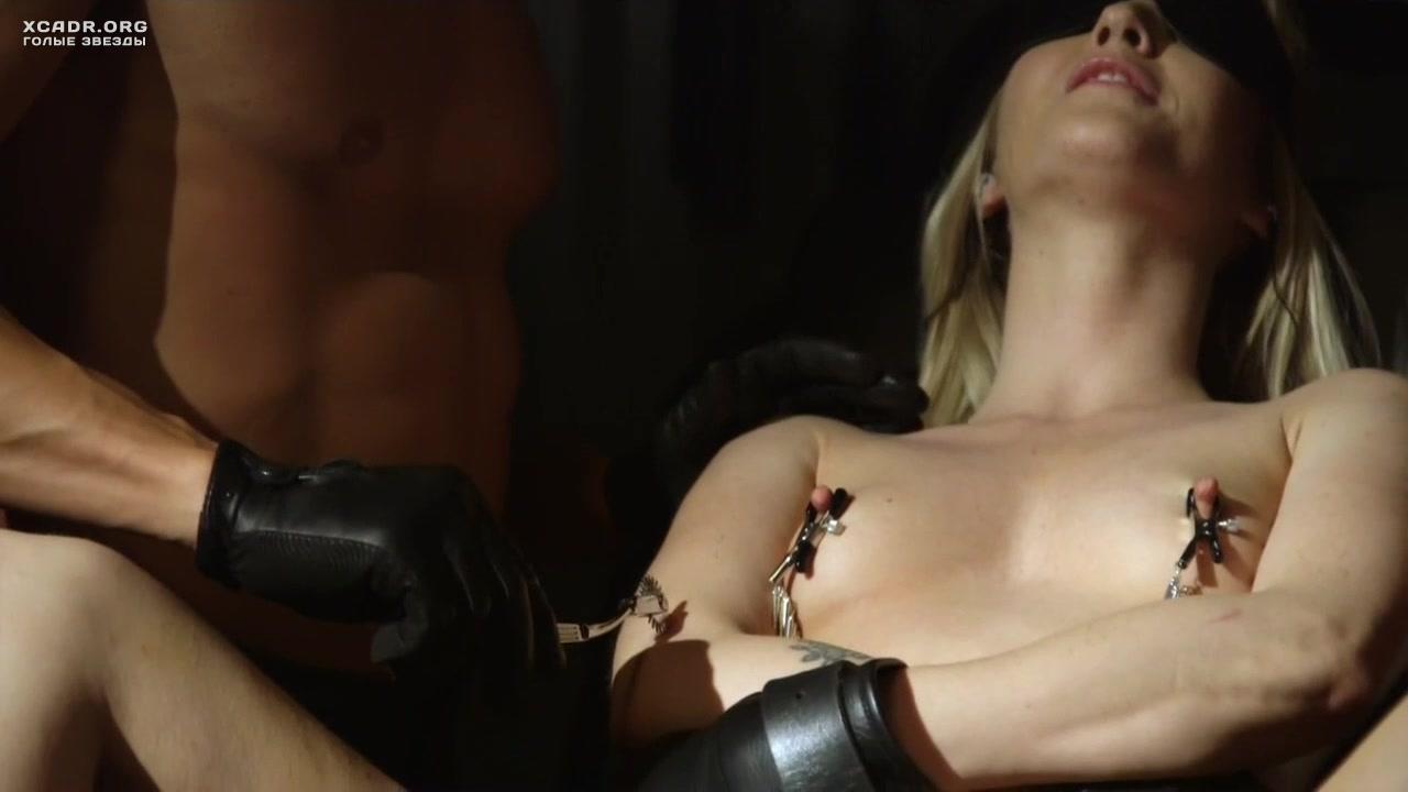 секс со связанными в лесу