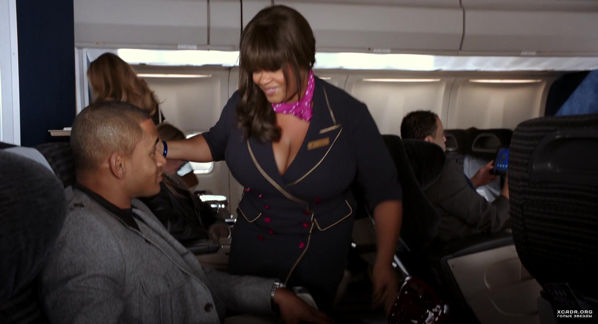 Секс на самолете с стюардеса, Секс в самолете - порно видео онлайн, смотреть порно 9 фотография
