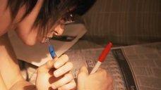 11. Эротическая сцена с Кристанной Локен и Кэтрин Менниг – Секс в другом городе