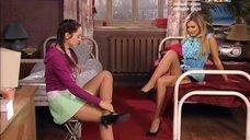 Ножки Марии Кожевниковой и Валентины Рубцовой