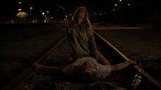 3. Секс с Бояной Новакович железнодорожных путях – Бесстыжие
