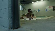 Шанола Хэмптон в купальнике