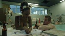6. Шанола Хэмптон в купальнике – Бесстыжие