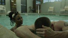10. Секс с Шанолой Хэмптон в бассейне – Бесстыжие