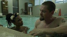 11. Секс с Шанолой Хэмптон в бассейне – Бесстыжие