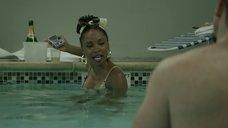 6. Секс с Шанолой Хэмптон в бассейне – Бесстыжие
