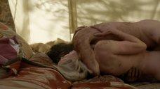 3. Секс с Кристин Келлогг Дэррин в палатке – Бесстыжие