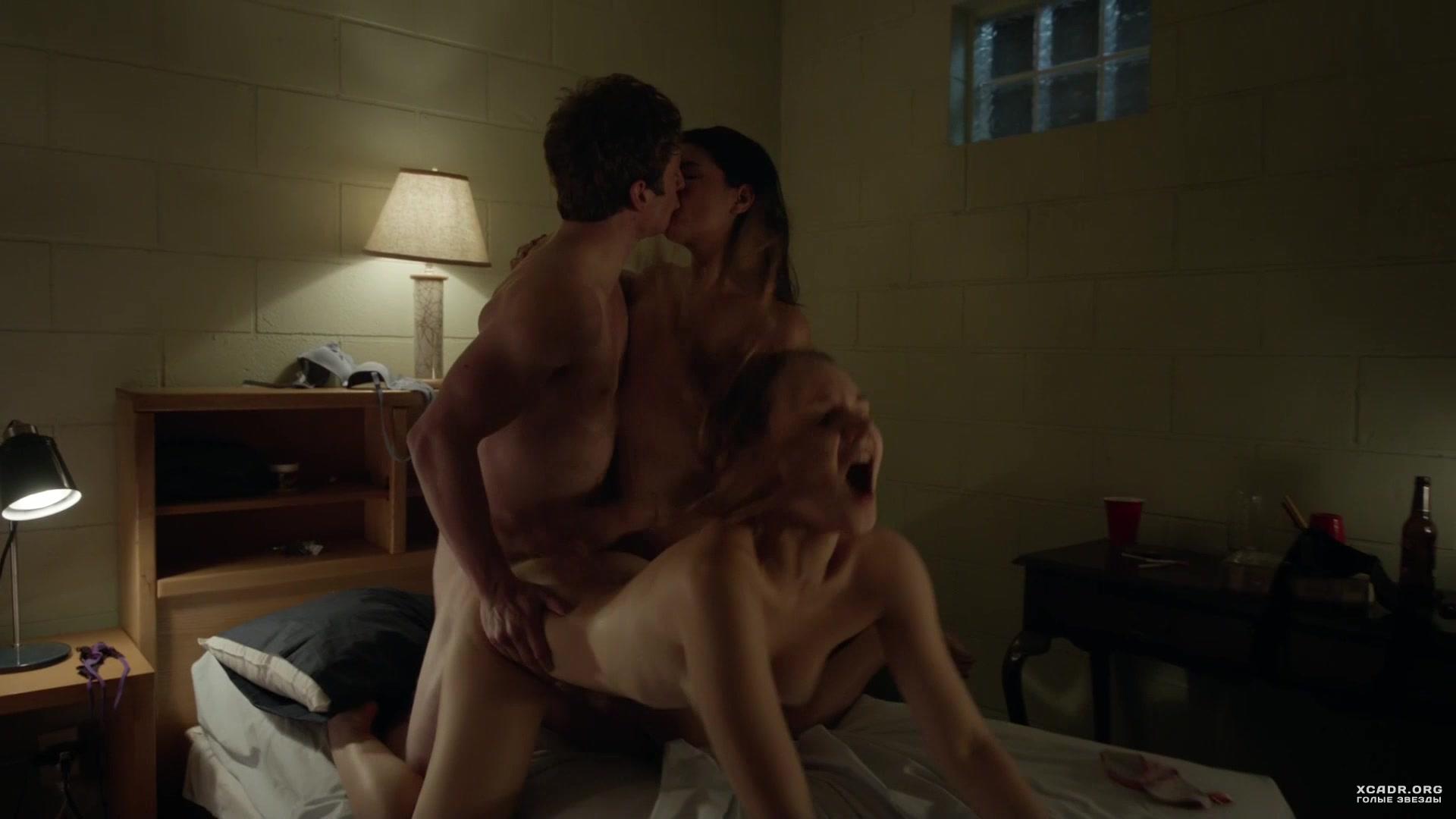 Реальные порно сцены в сериалах