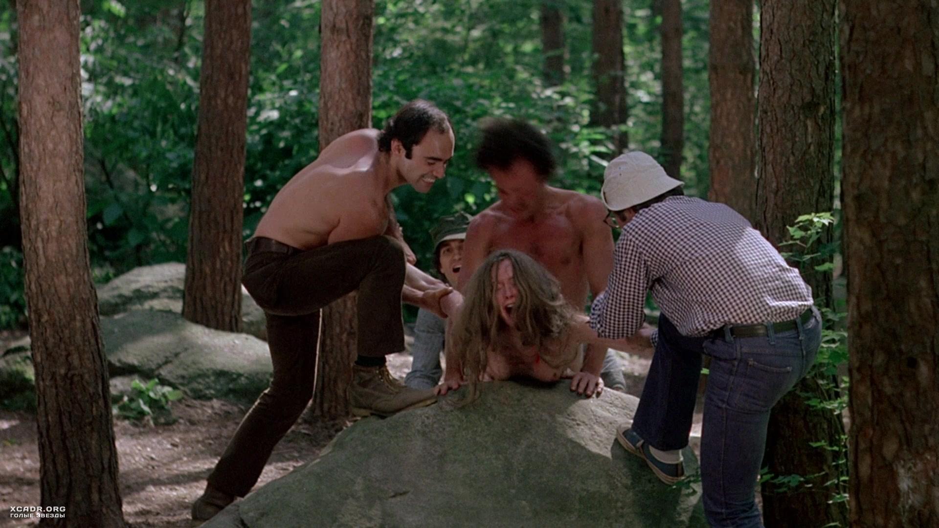 Сцена лесу секс в