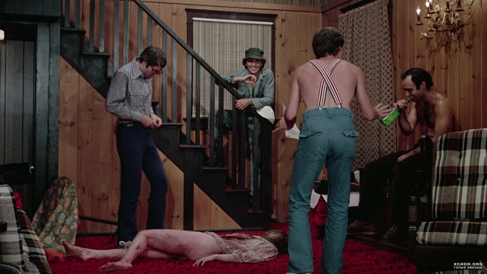 Камилль Китон насилуют на полу  День женщины 1978