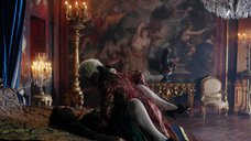 Катрина Балф занимается сексом с королем