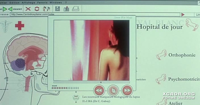 Голая Грудь Клеманс Поэзи – Семейка Роуз (2003)