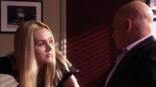 3. Секретаршу Рэйчел Майнер отшлепали по попе – Блудливая Калифорния