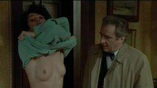 4. Забу Брайтман показывает голую грудь – Одна женщина или две