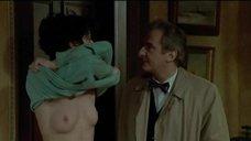 7. Забу Брайтман показывает голую грудь – Одна женщина или две