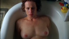 2. Совместный прием ванны с Сигурни Уивер – Карта мира